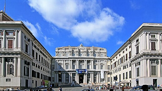 Palazzo Ducale Genoa-turrehberin