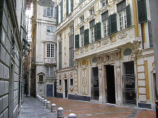 Palazzo Spinola-turrehberin