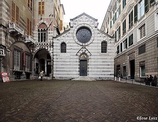 Piazza San Matteo-turrehberin