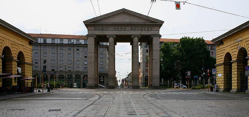 Porta Ticinese-turrehberin