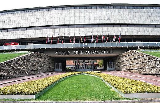 Museo Nazionale dell'Automobile - turrehberin