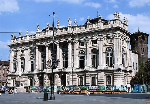 Palazzo Madama - Turrehberin
