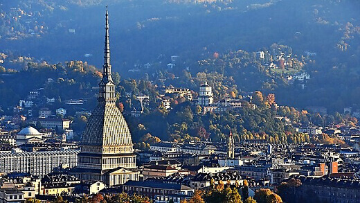 Torino - turrehberin