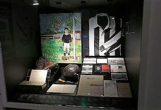 Juventus Müzesi-turrehberin