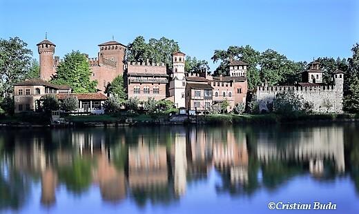 Borgo Medievale-turrehberin