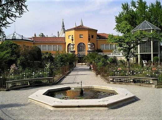Padova Botanik Bahçesi