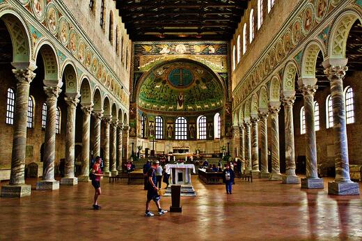 Ravenna - turrehberin