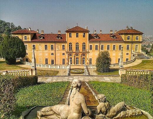 Villa della Regina - turrehberin