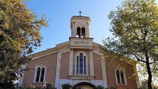 Arnavutköy kilise