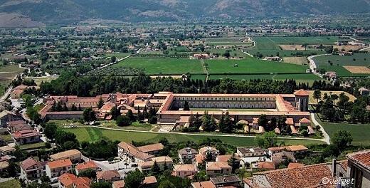 Certosa di Padula-turrehberin