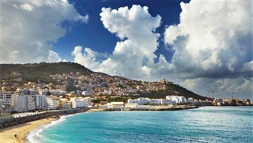 Cezayir şehir