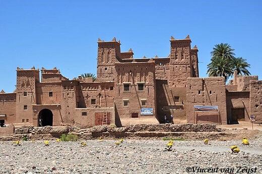 Cezayir Kasbah - turrehberin