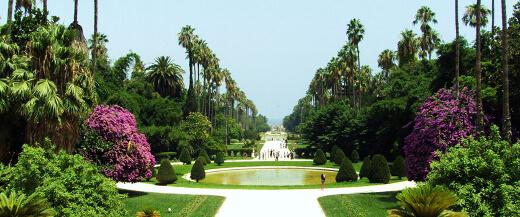 Jardin d'Essai - turrehberin