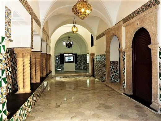 Palais des Rais - turrehberin