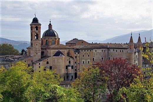 Urbino - turrehberin
