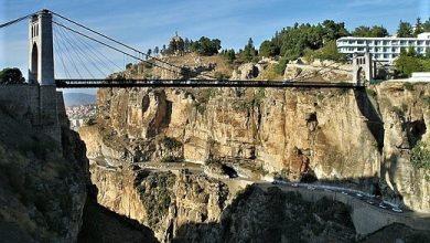 Photo of Sidi M'Cid Bridge