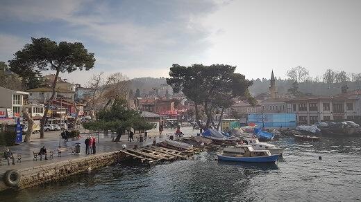 Yalıköy Manzara