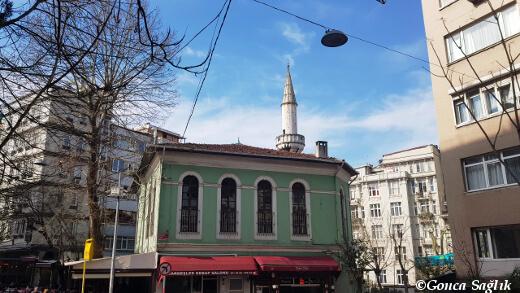 Firuzağa Cami
