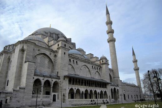 Süleymaniye-turrehberin