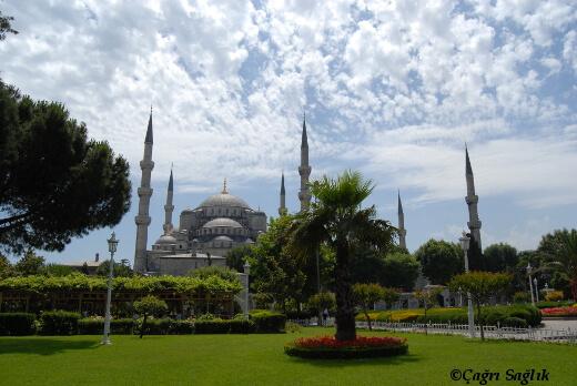 Sultanahmet Camii-Turrehberin