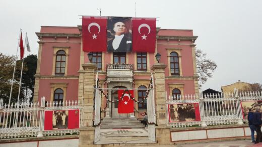 Edirne Eski Belediye Binası