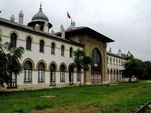 Edirne Karaağaç Tren İstasyonu