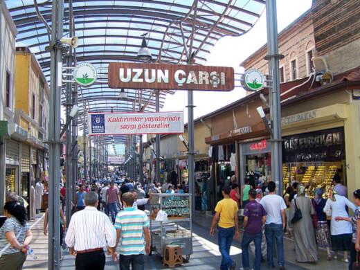 Bursa Uzun Çarşı