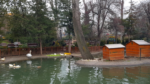 Kuğulu Park
